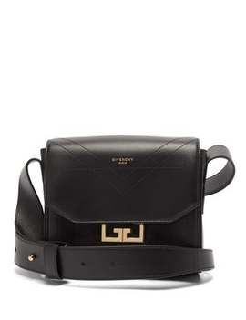 Eden Small Leather Shoulder Bag by Givenchy