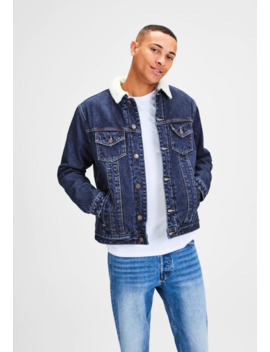 Jeansjacke by Jack & Jones