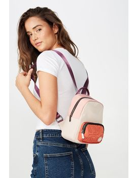 Pedestrian Mini Backpack by Cotton On
