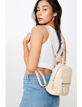 Summer Backpack by Cotton On