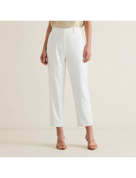 High Waisted Trouser by Seed Heritage