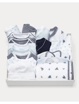 Boy 16 Piece Gift Box Set by Ralph Lauren
