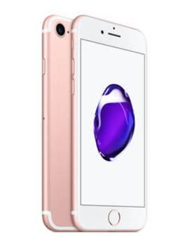 Sim Free I Phone 7 128 Gb Mobile Phone   Rose Gold by Argos