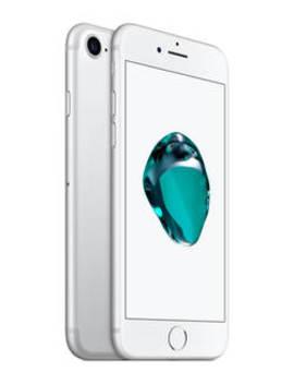 Sim Free I Phone 7 128 Gb Mobile Phone   Silver by Argos