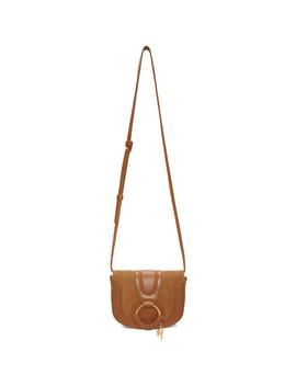 Brown Mini Hana Bag by See By ChloÉ