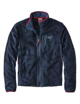 Adventure Hybrid Fleece Full Zip Jacket by L.L.Bean