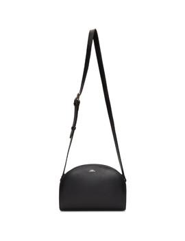 Black Demi Lune Bag by A.P.C.
