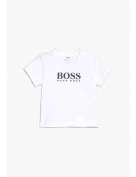 T Shirt Print by Boss Kidswear