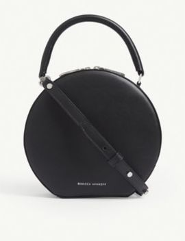 Circle Leather Cross Body Bag by Rebecca Minkoff