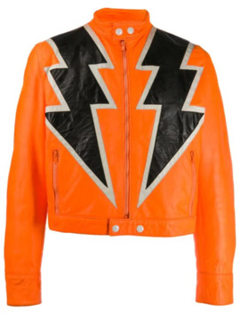 1995/96's Paradise Pleasure Productions Lightning Jacket by Walter Van Beirendonck Pre Owned