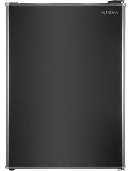 2.6 Cu. Ft. Mini Fridge   Black by Insignia™