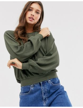 Hollister Slouchy Long Sleeve Top by Hollister