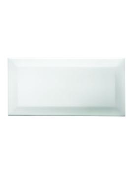 Metro White Wall Tile 25 Pack by Homebase