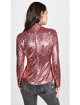 Joan Sequin Top by Cinq A Sept