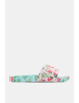 Floral Slides by Ardene