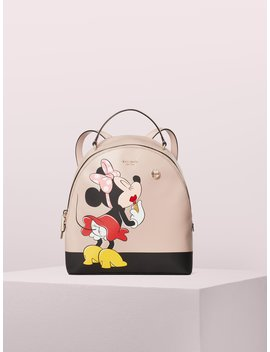 Kate Spade New York X Minnie Mouse Medium Backpack by Kate Spade