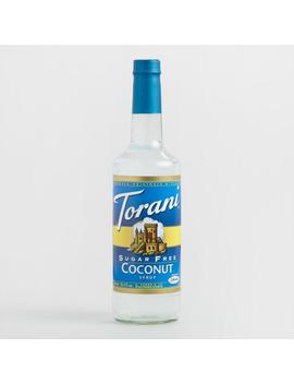 Torani Sugar Free Coconut Syrup by World Market