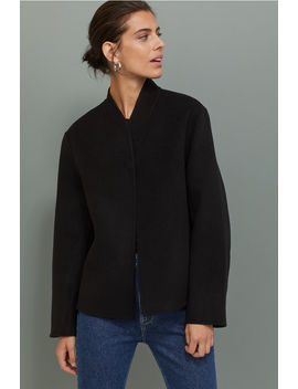 Cashmere Blend Jacket by H&M