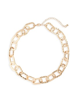 Chain Link Necklace by Panacea