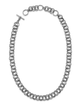 Double Link Chain Necklace by Kendra Scott