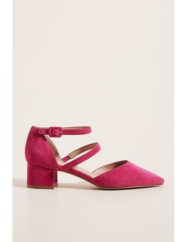 Piper Strappy Heels by Anthropologie