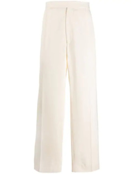 Wide Leg Trousers by Haider Ackermann