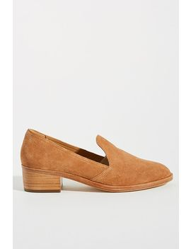 Soludos Sophia Block Heeled Loafers by Soludos