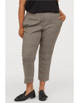 H&M+ Spodnie Cygaretki by H&M