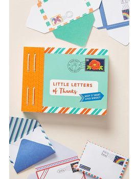 Little Letters Kids Stationery by Anthropologie