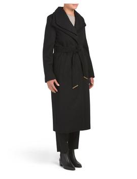 Alice Wool Blend Walker Coat by Tj Maxx