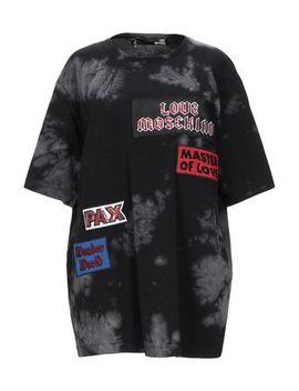 Love Moschino T Shirt   T Shirts & Tops by Love Moschino