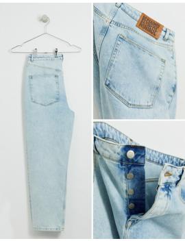 Reclaimed Vintage Skater Jeans In Blue by Reclaimed Vintage