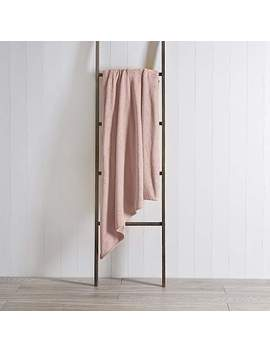 Soft Fleece 130cm X 170cm Throw by Dunelm