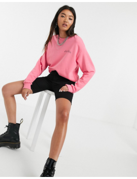 Cheap Monday Get Sweatshirt With Electric Logo by  Cheap Monday