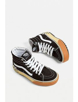 Vans Sk8 Hi Stacked Gum Trainers by Vans