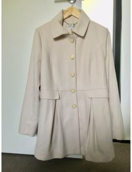 Forever New Blush/Cream Trench Coat/ Jacket   Size 16/18 by Forever New