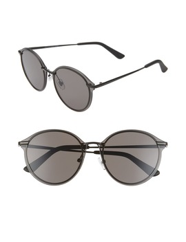 Ander 62mm Round Sunglasses by Bp.