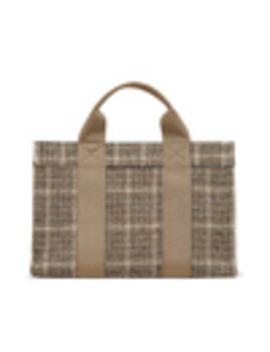Flannel Mini Handbag by Rue De Verneuil