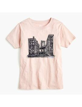 """Dumbo"" T Shirt In Slub Cotton by J.Crew"