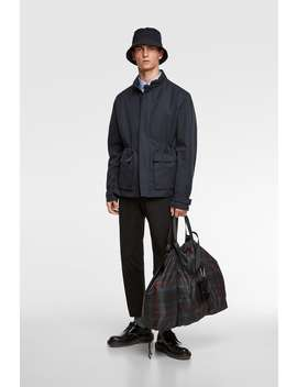 Water Repellent Traveller Jacket View All Jackets Man by Zara