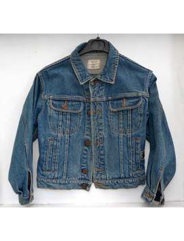 Valentino Denim Jacket   Junior Jeans by Etsy