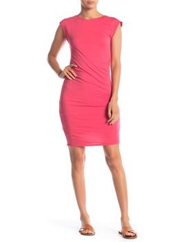 Gauzy Whisper Bodycon Dress by Velvet
