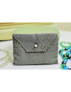 Vintage 1920/30's Beadwork Purse/Handmade Bead Purse/Evening Purse/Wedding/(Ref10453) by Etsy