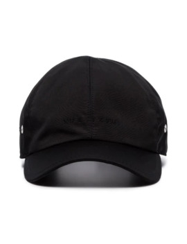 Buckle Fastened Baseball Cap by 1017 Alyx 9 Sm