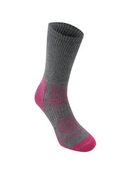 Merino Fibre Lightweight Walking Socks Ladies by Karrimor