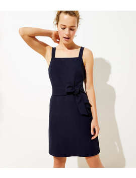 Tie Waist Flare Dress by Loft