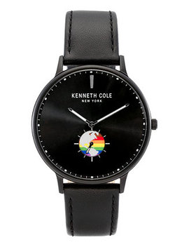 Rainbow World Pride Strap Watch by General