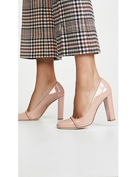 100mm Lorena Pumps by Malone Souliers