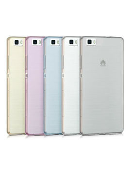 Case Slim Para Huawei P8 Lite (2015) Ultra Fina Capa Bumper Proteção by Ebay Seller