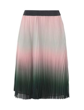 Knee Length Skirt by Si Jay